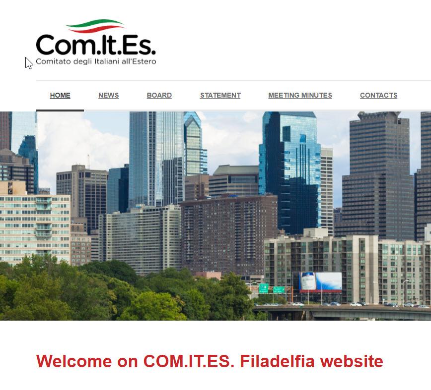 Com.It.Es Philadelphia
