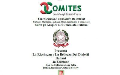 Ricchezza e Bellezza dei Dialetti Italiani – 2a Edizione