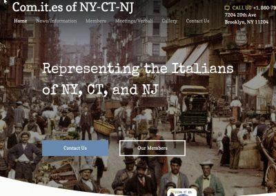Com.It.Es NY-CT-NJ