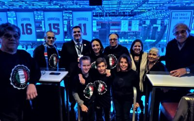 Italian Heritage Night con i Detroit Pistons